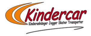 Kindercar Fahrradanhänger Logo